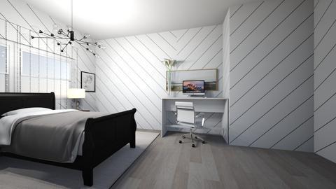 bedroom - Bedroom  - by PaUiTa_17