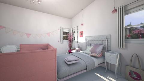 pink - by Larisa Lars