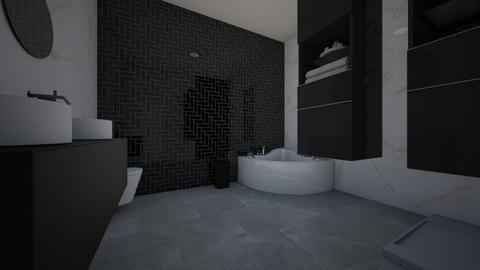 badkamer2 - Classic - Bathroom  - by joeyvg