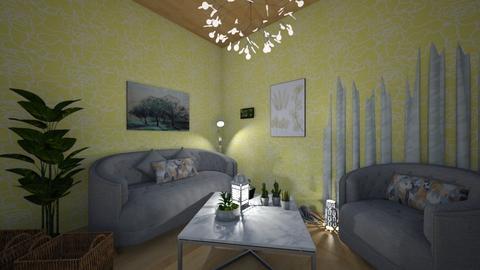 natur - Living room - by kiki1209
