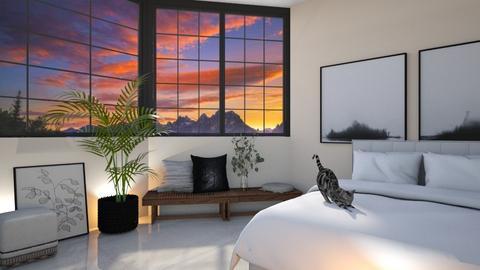 Ivy - Bedroom  - by Meghan White