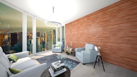 new york  - Living room - by jaydnscot