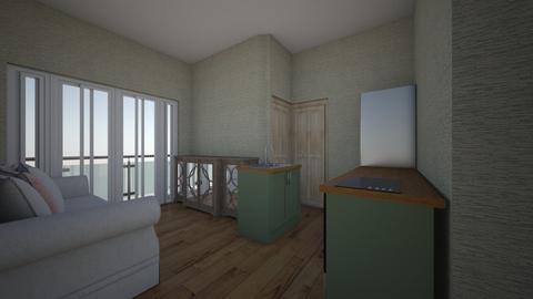 Hagra 15 new - Living room  - by annashapp