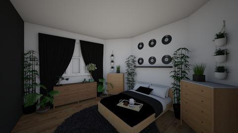 bohemian plants - Vintage - Bedroom  - by ciara_sanders