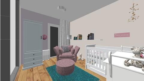 Bebelusa - Kids room - by CristinaMorariu