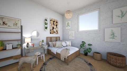 Beige - Bedroom - by stellapnp