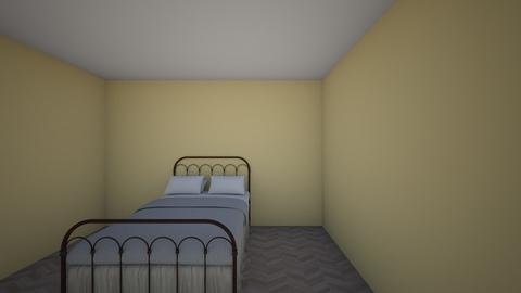 Room - Bedroom  - by pelli99