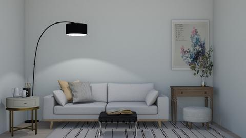 Julia - Living room  - by Maria Rachel