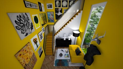 couloir max - Modern - by rimanina