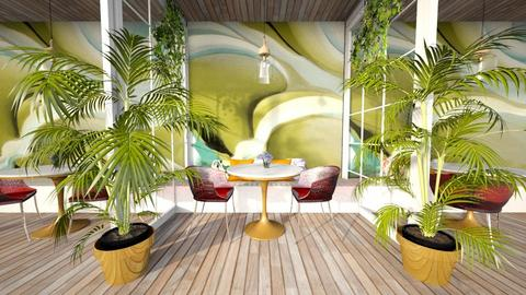 O Keeffe Restaurant - by rungsimas