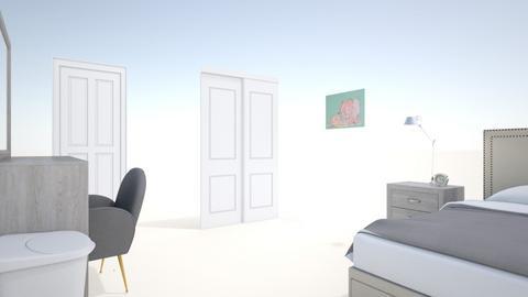 martina dream bed - Bedroom  - by martiiparraaa