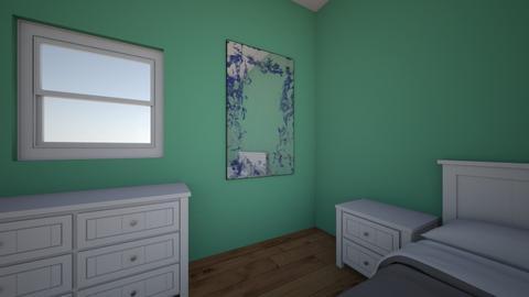 bedroom - by ashjk66