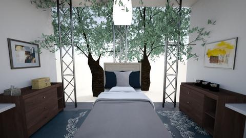 Open Bedroom - Bedroom  - by Merdog
