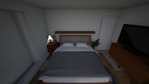 room 2 - Bedroom  - by seb27