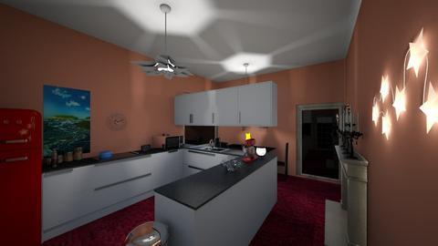Nesto - Kitchen - by Miodrag Nencic