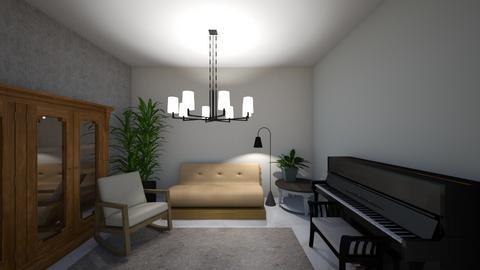 Futon  - Living room  - by MK Interiors