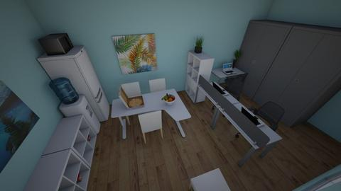 3 DESKS  - Office  - by chiquitagck