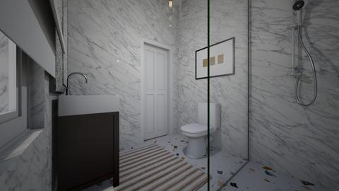 master ensuite - Bathroom  - by renne