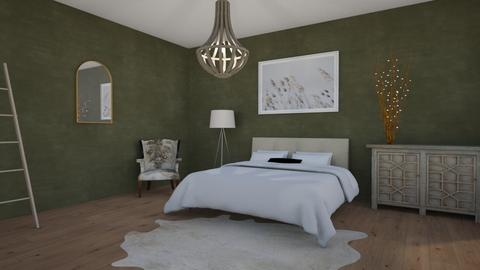 perfect rug - Bedroom  - by csd77