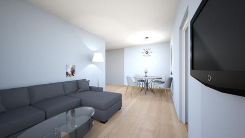 Cologno M divano - Living room - by natanibelung