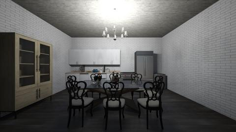 j - Kitchen  - by jjohnson26