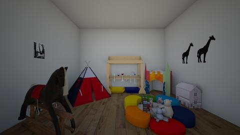 playroom - Kids room  - by dream create