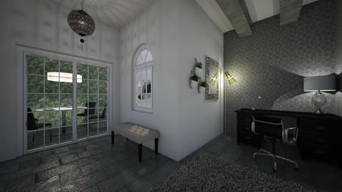 Cow - Living room  - by Sarah_Russellllllllll