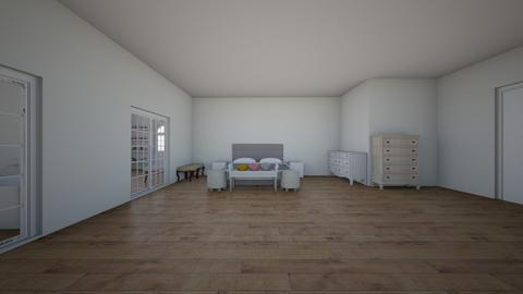 My bedroom - Modern - Bedroom  - by bcnbcnbcn