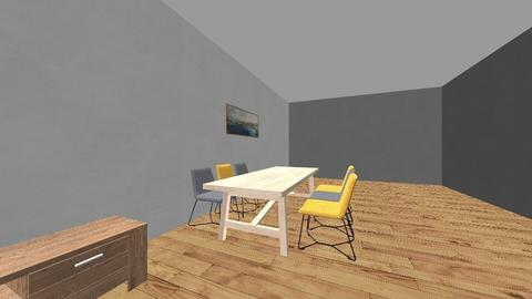 Huis daan en jeri - Living room  - by maartje witteman