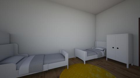 2 paturi - Kids room  - by pepenas33