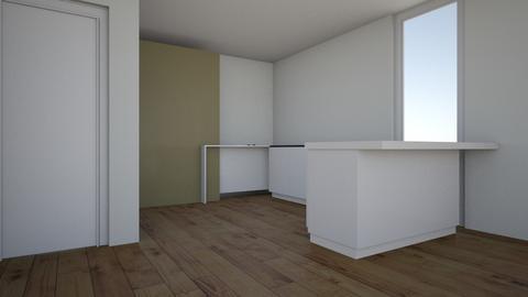 Brookerpoort - Bedroom  - by hurne