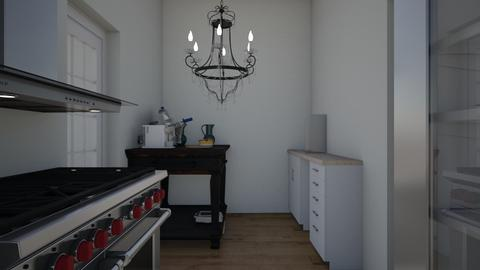 casa pacella - Kitchen  - by nicolapac