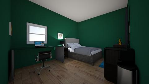 Dream Bedroom Project  - Bedroom  - by Temple16