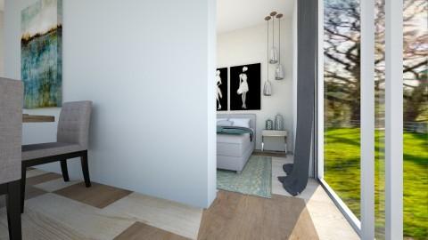 Studio Refined - Minimal - Bathroom  - by jdchanel