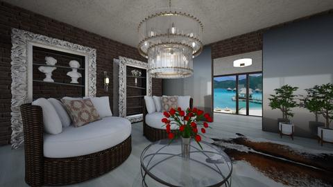 BBr - Modern - Living room - by Saj Trinaest