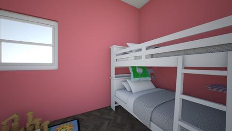 Kasey Wynn - Kids room - by lilg129class