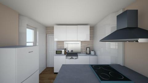 Proslav_new_kitchen - Rustic - Kitchen  - by didopambelov