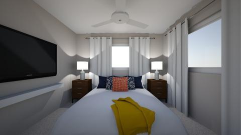 Bedroom - Bedroom  - by chrometoaster