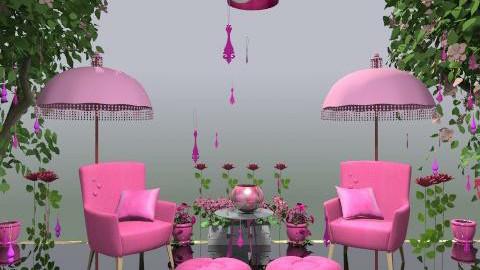 girlie garden - Glamour - Garden  - by trees designs