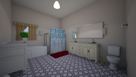 master bathroom - by ZoeC3587