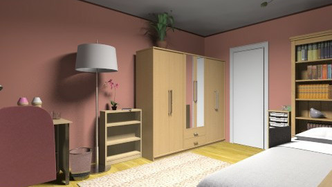 Panna szoba 1 - Modern - Kids room  - by Apanna