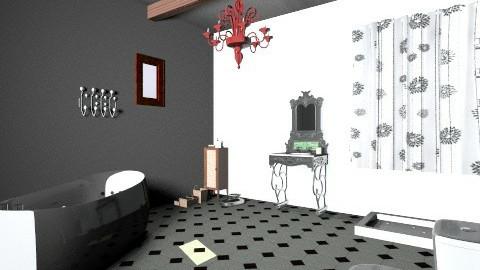 hamam - Bathroom - by MahaMA