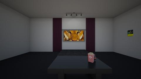 Home Theater Room - by mspence03