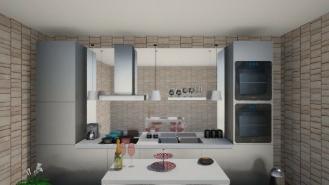 My Kitchen - Glamour - Kitchen  - by Okeanos