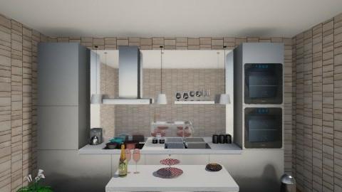 My Kitchen - Glamour - Kitchen  - by Okeanos