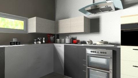 kitchen new 03 - Classic - Kitchen  - by Bandara Beliketimulla