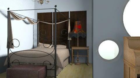 Baubleroom - Rustic - Bedroom  - by Avalone