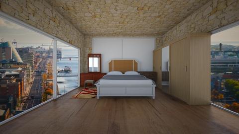 parents bedroom - Bedroom  - by MomoBeag