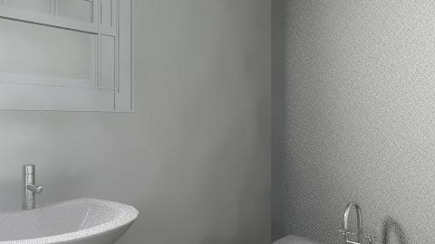 geddington bathroom - Rustic - Bathroom  - by bobfinch