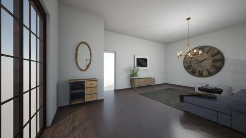 living room design - Living room  - by ardengarza